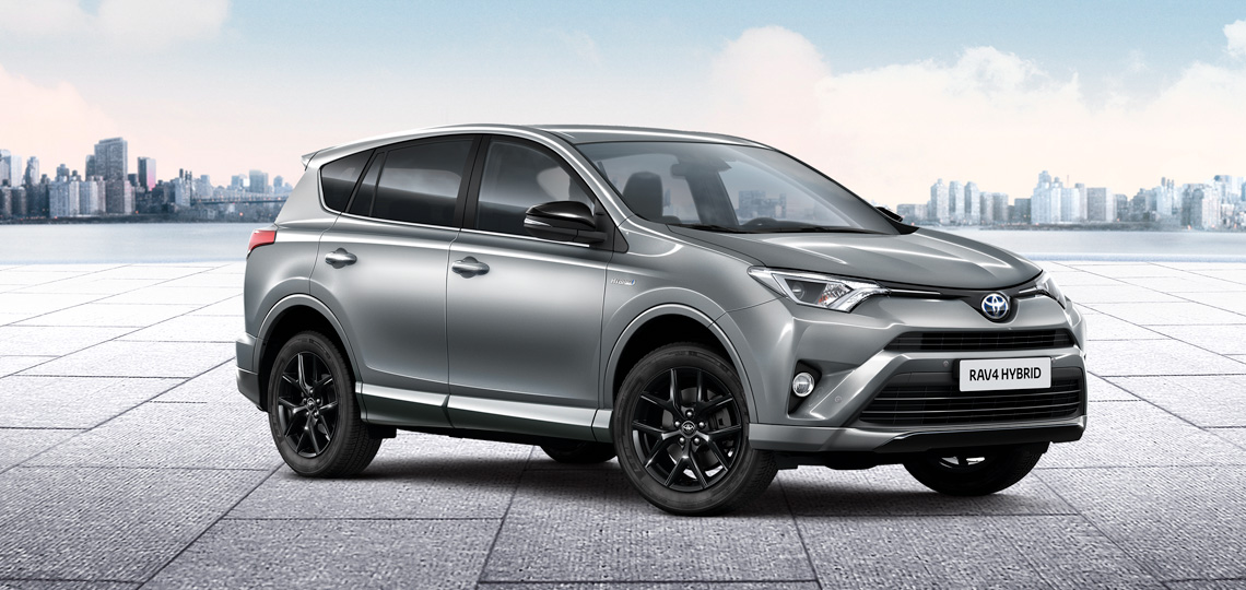promozione toyota rav4 hybrid active toyota italia. Black Bedroom Furniture Sets. Home Design Ideas