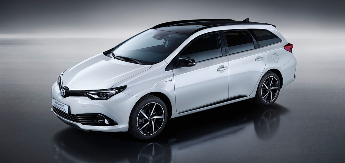 Auris Hybrid Touring Sports Cool