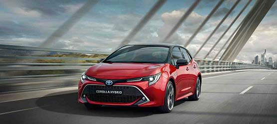 Toyota Corolla Frühbucher Aktion