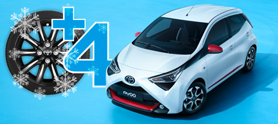 Aygo Trend Selection