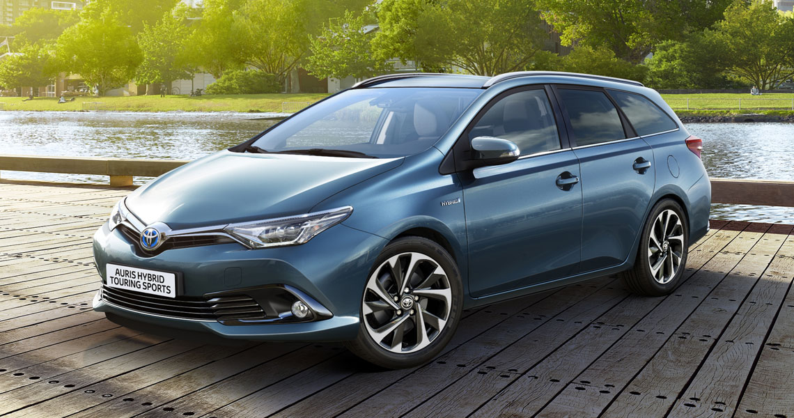 Prime Cash Auris Hybrid Touring Sports