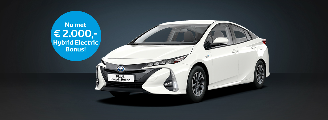De Prius Plug-in Hybrid Electric