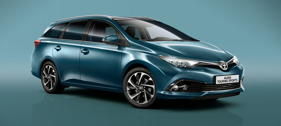 Nuova Auris Touring Sports 1.2 Turbo Active