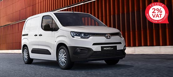 The All-New Proace City