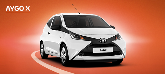 £850 Customer Saving available on Aygo X