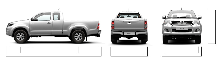 toyota hilux, photo #5