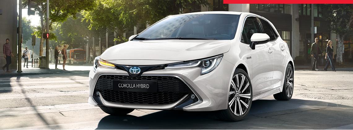 Toyota turi Corolla modelį kiekvienam – Corolla hečbekas