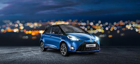 Toyota Yaris Hybrid Aktionsangebot